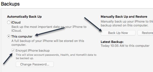 how to create space on iphone using icloud